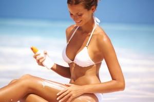 huidverzorging in de zomer