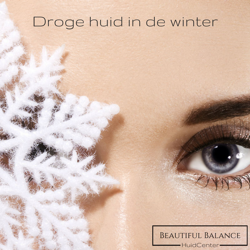 Droge huid in de winter