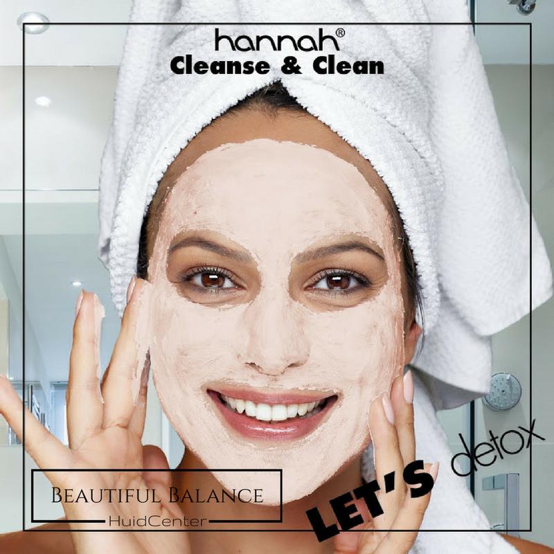 Detox voor je huid
