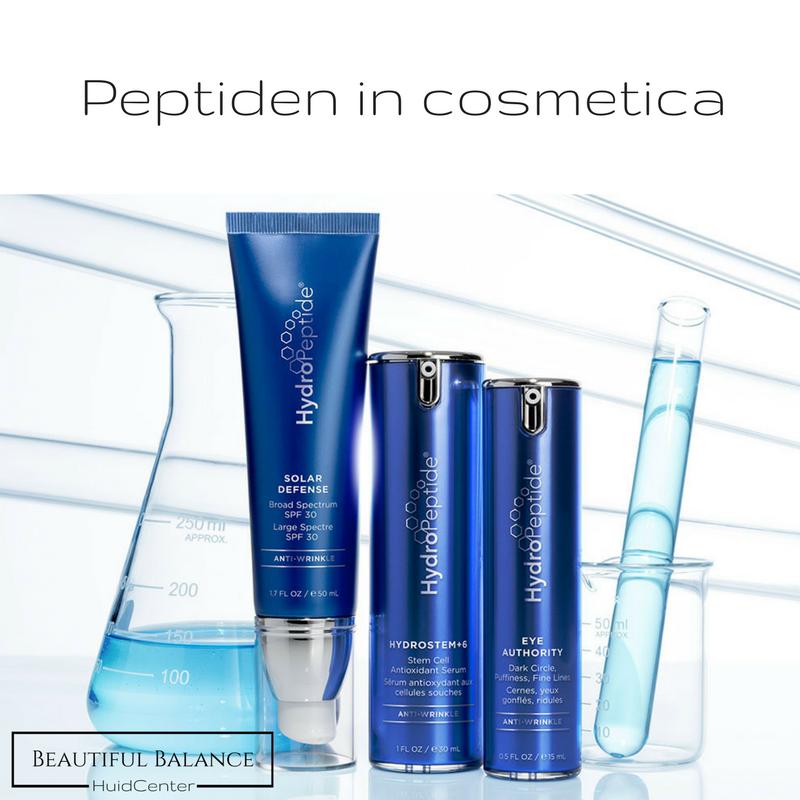 Peptiden in cosmetica