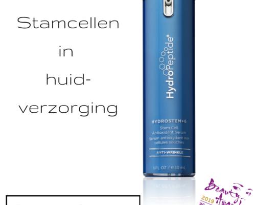 stamcellen in huidverzorging